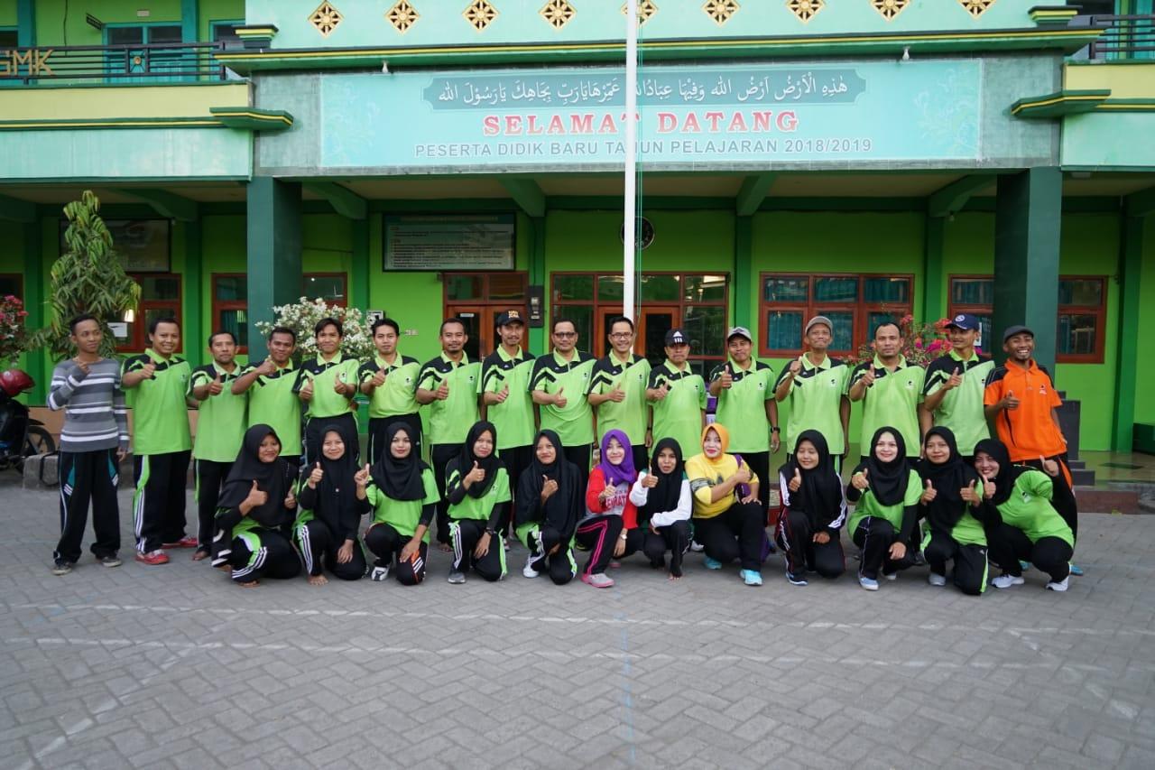 Profil Dewan Guru SMK Wachid Hasjim Maduran