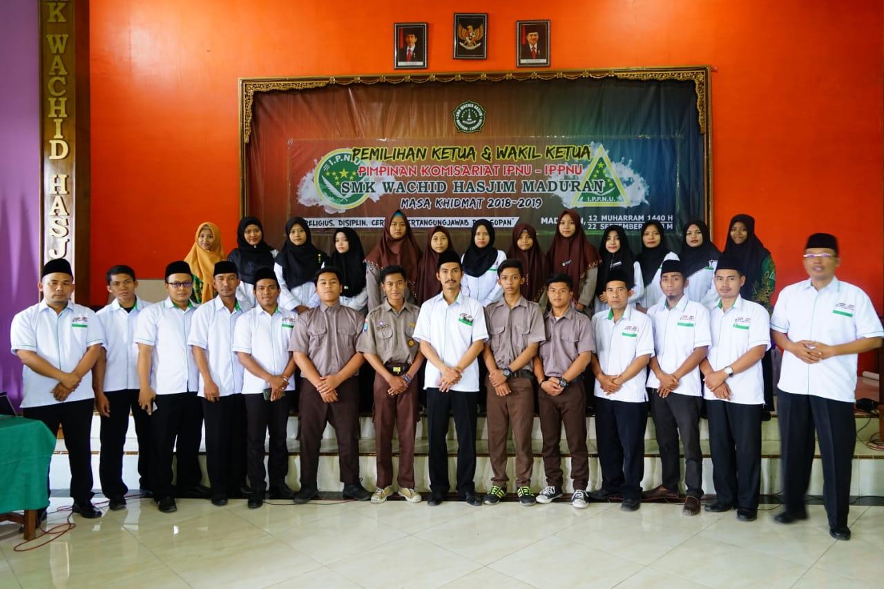 Pelaksanaan Pemilihan Ketua IPNU / IPPNU