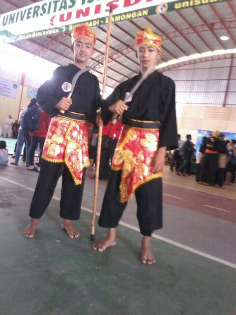 Willy Juara Pencak Silat Pagar Nusa