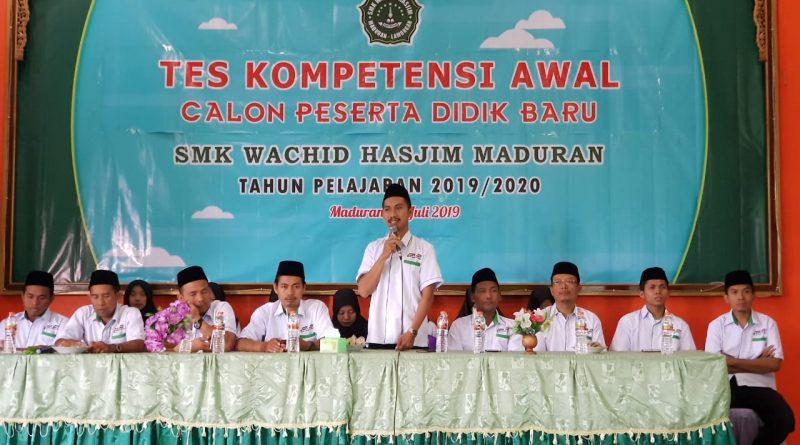 Pembukaan PPDB Smk Wachid Hasjim Maduran TP 2019/2020